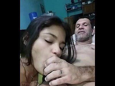 Tigresa vip mamando a piroca do marido Michael