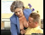 Patroa fodendo com seu secretario safadinho